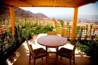 The Aqaba House Terrace
