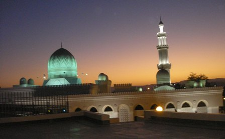 Aqaba Big Mosque