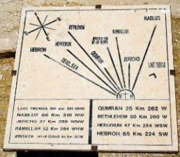 mount nebo directions