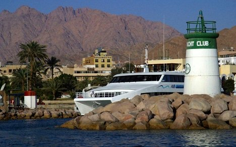 aqaba royal yacht club