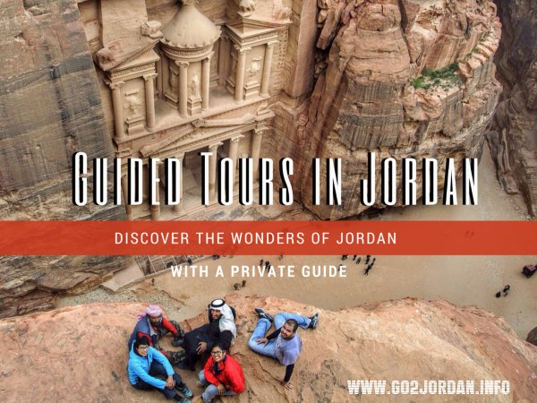 Private Guided Tours in Jordan