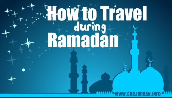 travel during ramadan